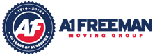image for A1 Freeman Moving Group logo